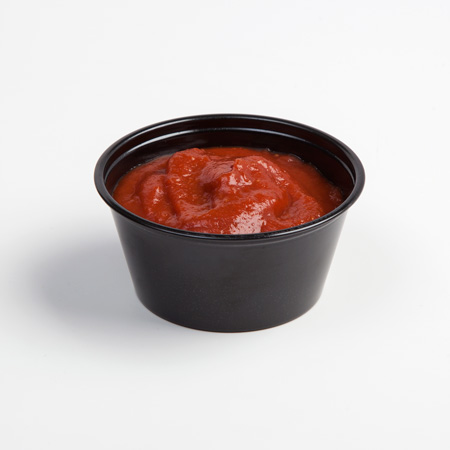 Sauce Cups and Sour Cream