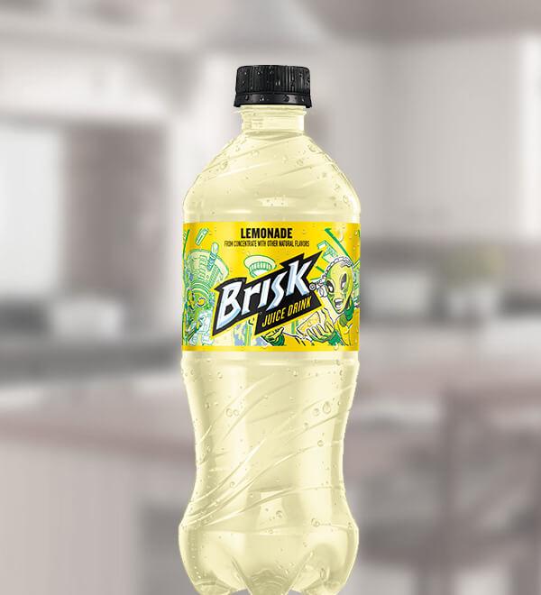 Brisk Lemonade