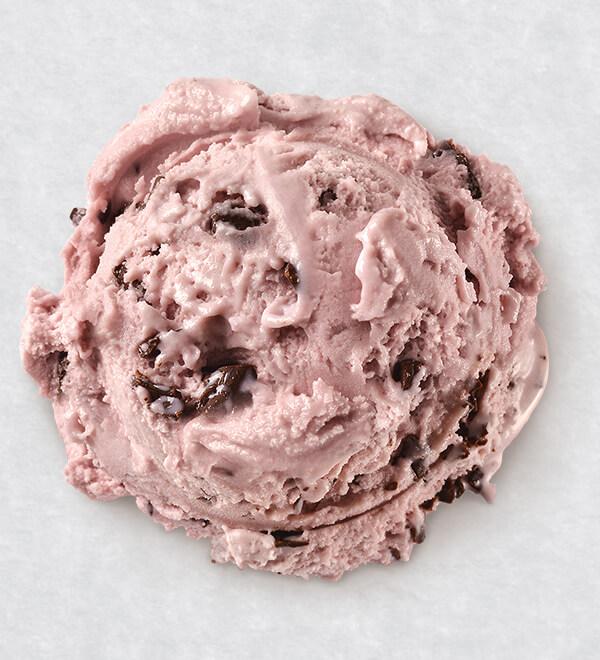 Black Raspberry Chip Ice Cream