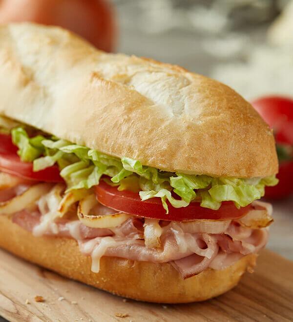 Ham & Smoked Provolone