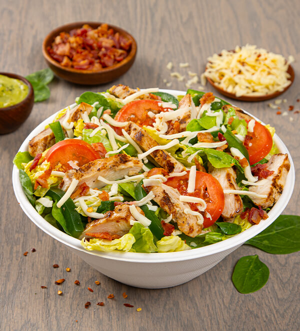 Chicken Green Goddess Salad
