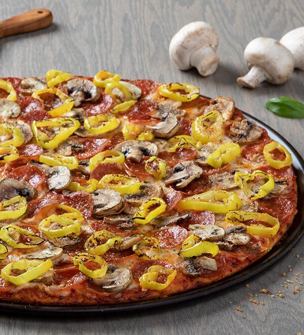 DeMarcus Pizza